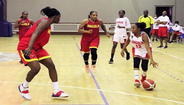 Afrobasket 2021: Angola averba primeira derrota diante da Nigéria