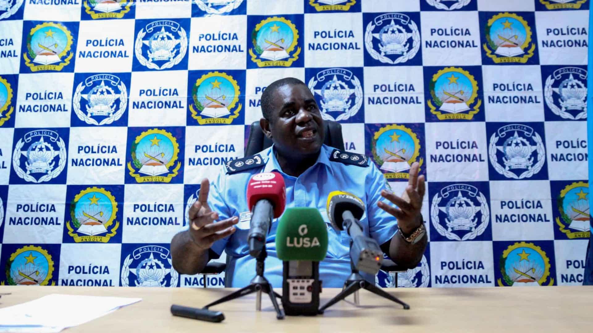 Empresas de segurança angolanas têm 6 meses para trocarem armas de guerra