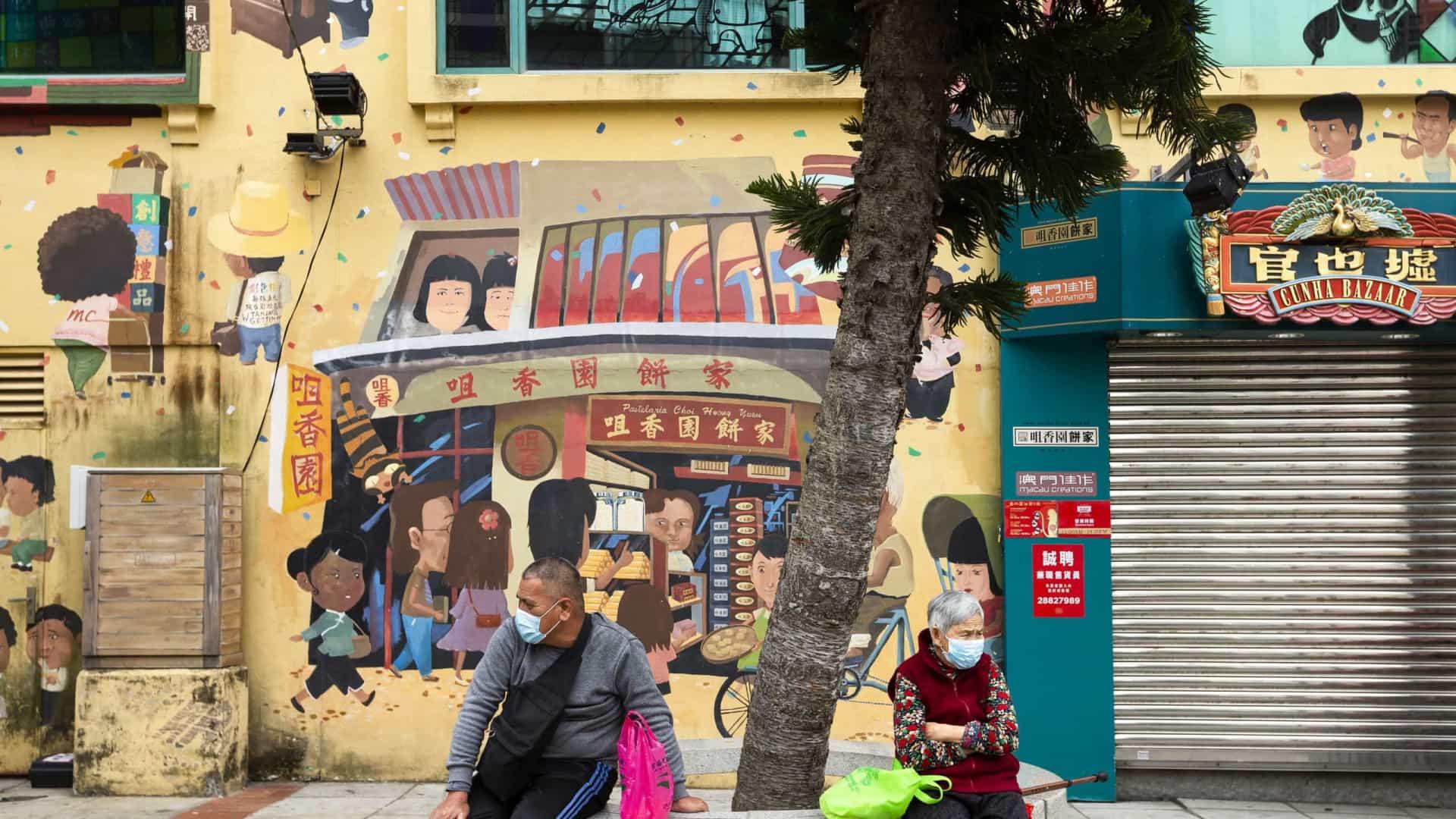 Macau confirma origem de novo surto que levou a testes em massa