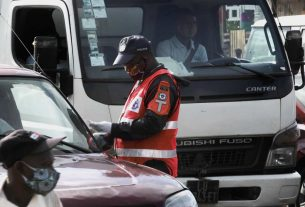 Acidentes de viação provocaram 66 mortos em Angola na última semana