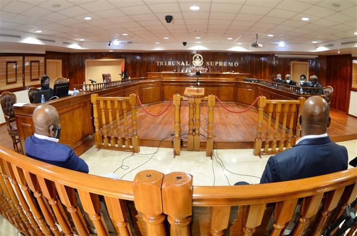 """Suspensa a 1ª audiência do caso """"75 milhões de Kwanzas da Covid-19"""""""