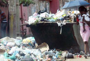 Governo de Luanda rescinde contrato com empresas de limpeza