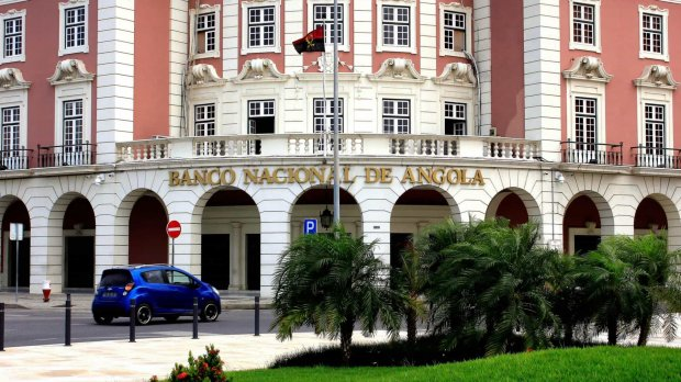 Banco Nacional de Angola reporta 162 reclamações de fraude
