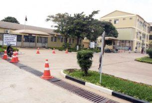 Cidadão lança granada no quintal do Hospital dos Cajueiros