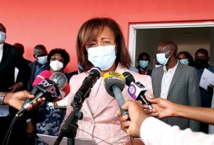 Governadora de Luanda aconselha celeridade aos empreteiros nas obras do PIIM