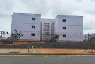 SIC recupera imoveis no Zango 5 em Luanda