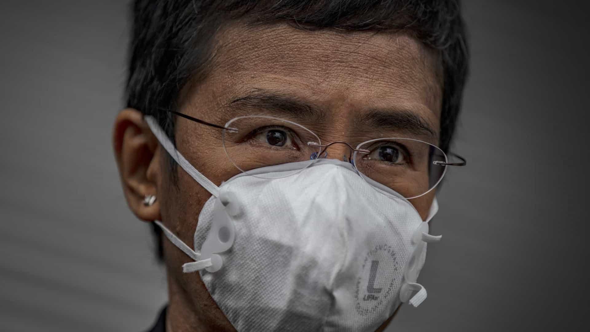 Após silêncio, Filipinas saúda Maria Ressa pelo Prémio Nobel da Paz