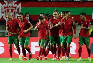 Portugal a um passo do Mundial'2022: As contas da qualificação