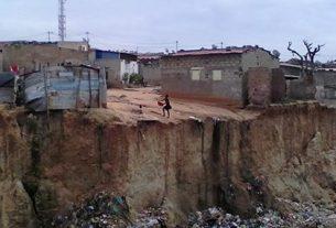 Deslizamento de terra no Huambo causa várias mortes