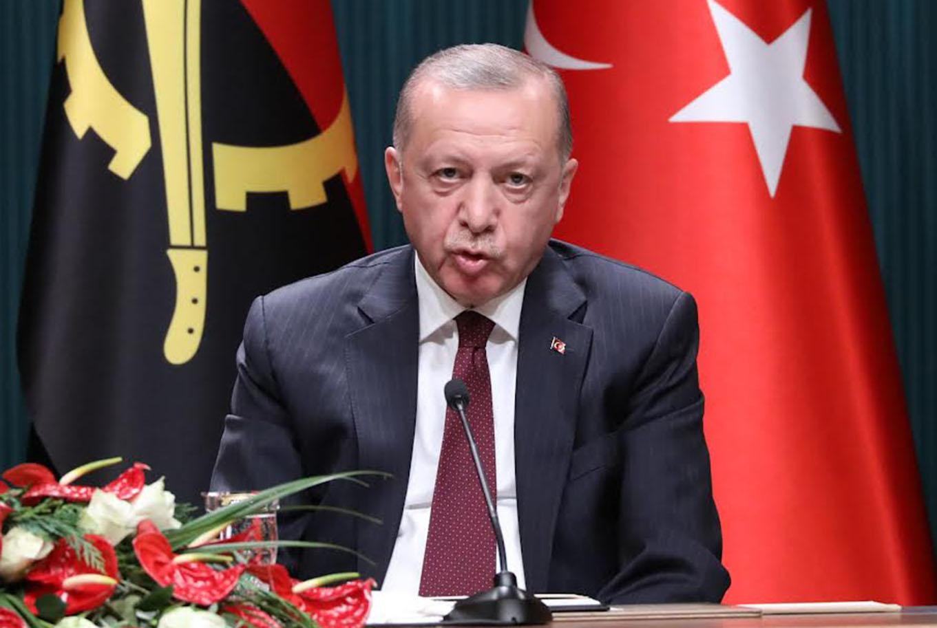 Turquia garante 500 milhões de dólares para investir em Angola
