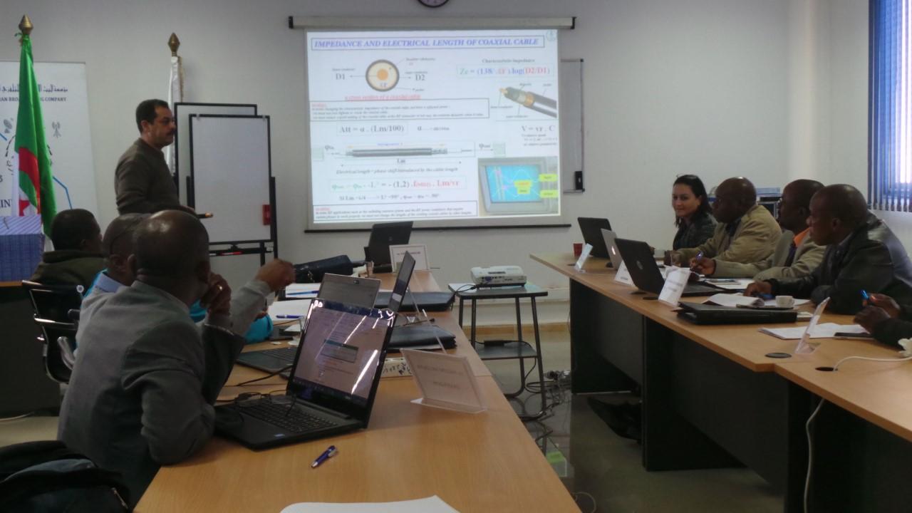 Migração da Televisão Pública de Angola do sistema analógico para o digital já está em curso